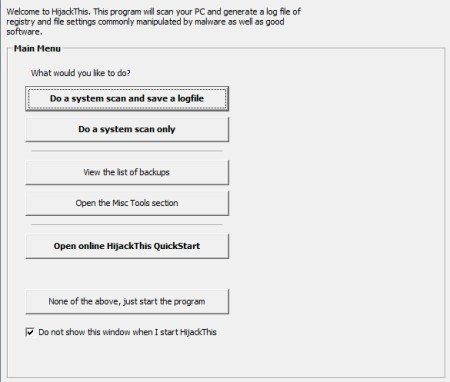 Hijack Software